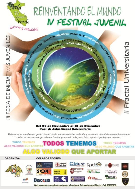 Afiche Oficial del IV Festival