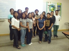 Reunión de organización de la Semana de Responsabilidad Social Ambiental.