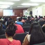 Participación de estudiantes de la escuela de Ciencias de Comunicación de la UNT.