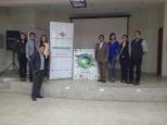 Grupo organizador y participante de la Conferencia: Desafíos Bioéticos.