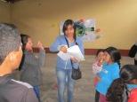 Voluntaria: Beisy Fiorella Vásquez Díaz.